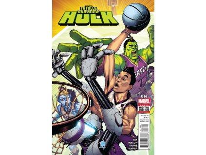 Totally Awesome Hulk #014