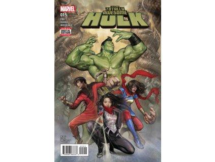 Totally Awesome Hulk #015