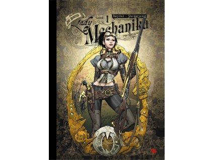 Lady Mechanika #01 (2. vydání)