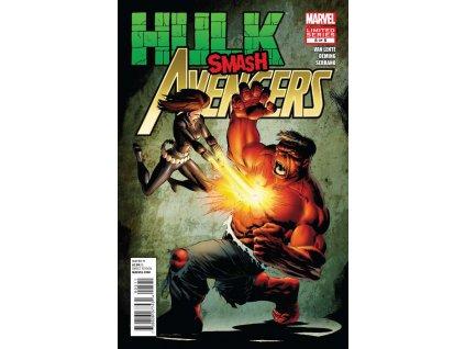 Hulk Smash Avengers #005