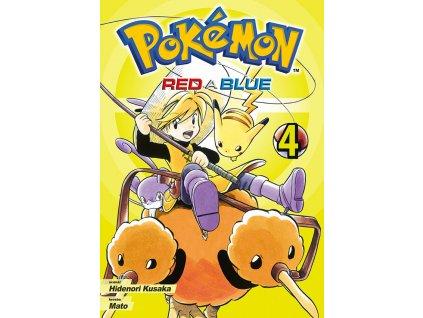Pokémon – Red a Blue #04
