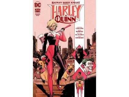 Batman: White Knight Presents: Harley Quinn #001