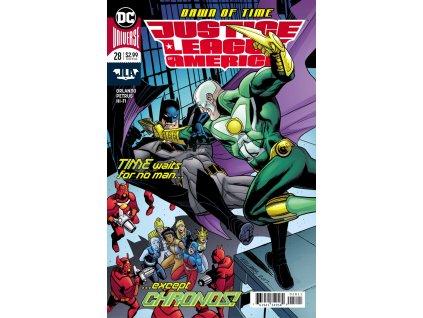 Justice League of America #028