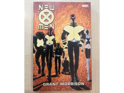 New X-men By Grant Morrison Ultimate Collection #01 (bazar)