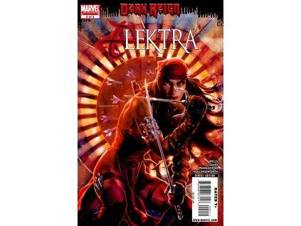 Dark Reign: Elektra #002