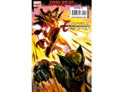 Dark Reign: Elektra #004