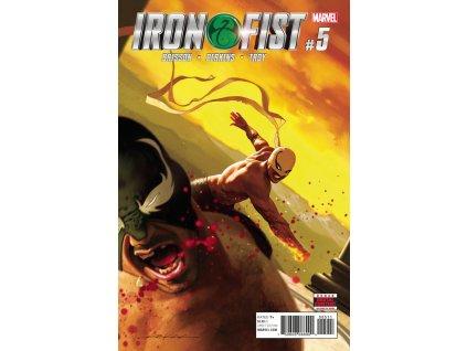 Iron Fist #005