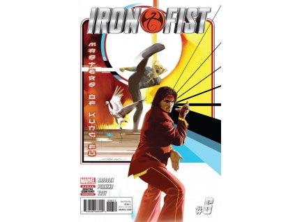 Iron Fist #006
