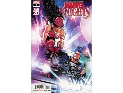 Marvel Knights #002