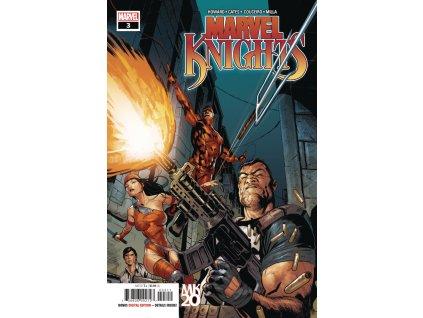 Marvel Knights #003