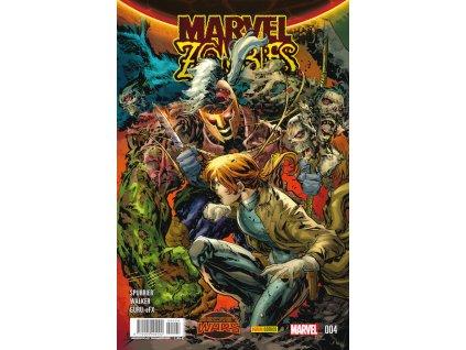 Marvel Zombies #004