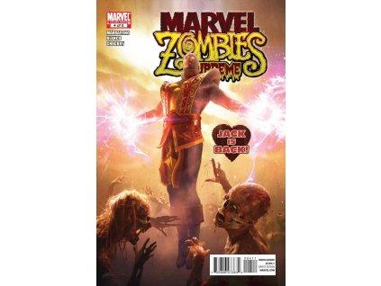 Marvel Zombies: Supreme #004