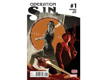Operation: S.I.N. #001
