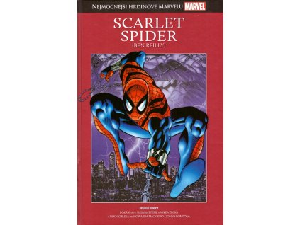 NHM #080: Scarlet Spider (Ben Reilly) /poškozený kus/