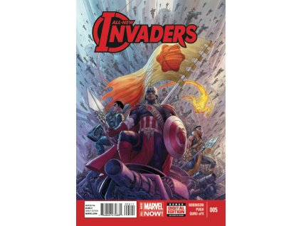 All-New Invaders #005