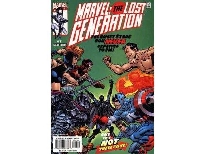 Marvel: Lost Generation #007