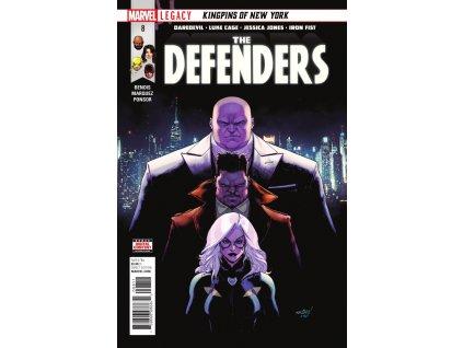 Defenders #008