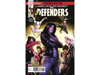 Defenders #009