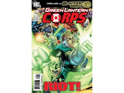 Green Lantern Corps #036