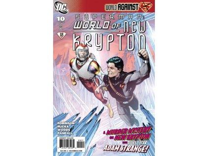 Superman: World Of New Krypton #010