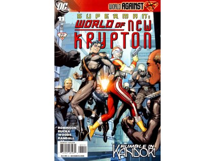 Superman: World Of New Krypton #011