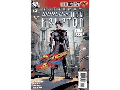 Superman: World Of New Krypton #012