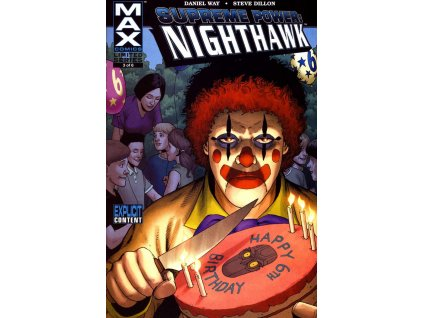 Supreme Power: Nighthawk #003