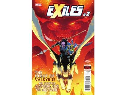 Exiles #002