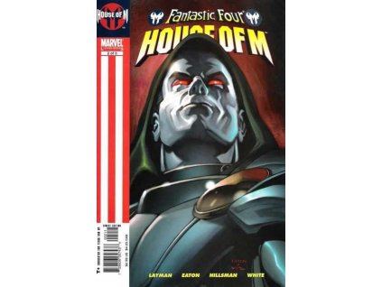 Fantastic Four: House of M #002