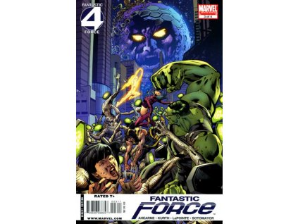 Fantastic Force #003