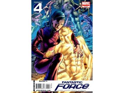 Fantastic Force #004