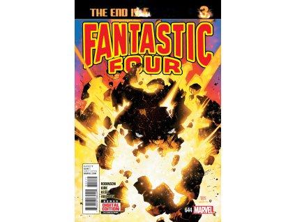 Fantastic Four #644