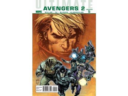 Ultimate Avengers 2 #006