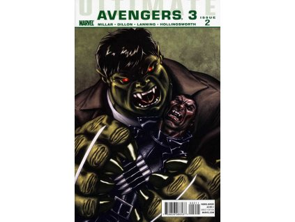 Ultimate Avengers 3 #002