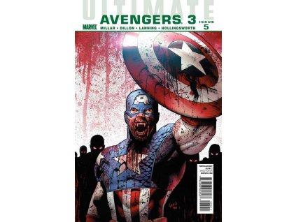 Ultimate Avengers 3 #005