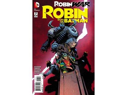 Robin son of Batman #007