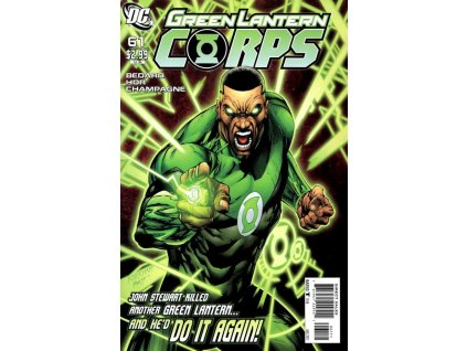 Green Lantern Corps #061
