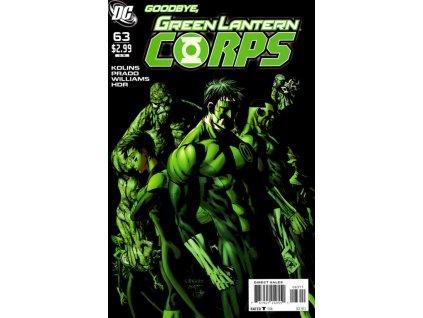 Green Lantern Corps #063