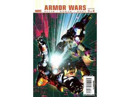 Ultimate Armor Wars #003