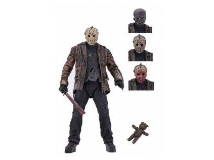 Figurka: Jason Voorhees - Freddy vs. Jason