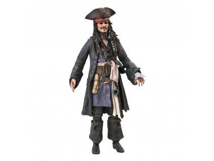 Figurka: Jack Sparrow - Pirates of the Caribbean