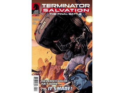 Terminator Salvation: The Final Battle #004
