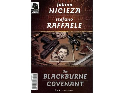Blackburne Covenant #002
