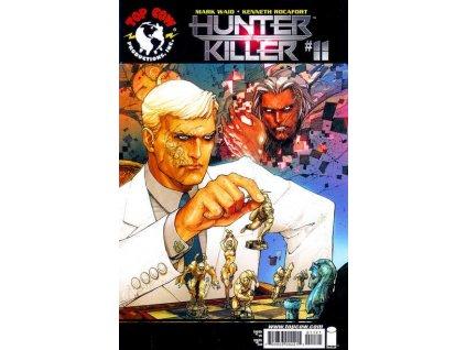 Hunter-Killer #011 /variant cover/