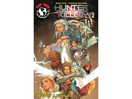 Hunter-Killer #012