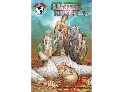 Hunter-Killer #012 /variant cover/