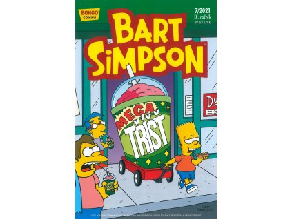 Bart Simpson #095 (2021/07)