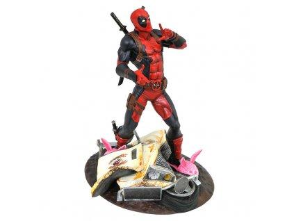 Figurka: Marvel Taco Truck Deadpool statue 25 cm