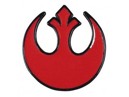 Brož: Star Wars Rebel bagde