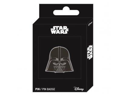 Brož: Star Wars Darth Vader bagde